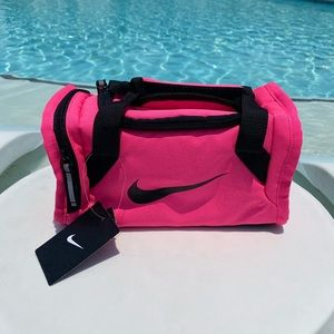 NIKE Duffle Bag Lunch Box Pink Kids Lunch Box 💕